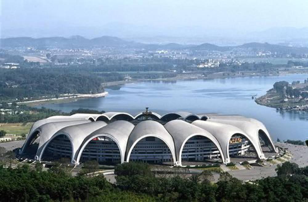 Największy stadion na świecie