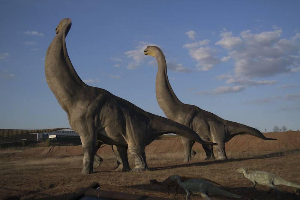 Największy dinozaur w historii