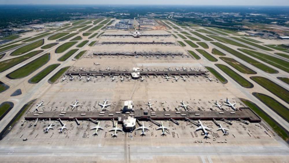 Największe lotnisko na świecie